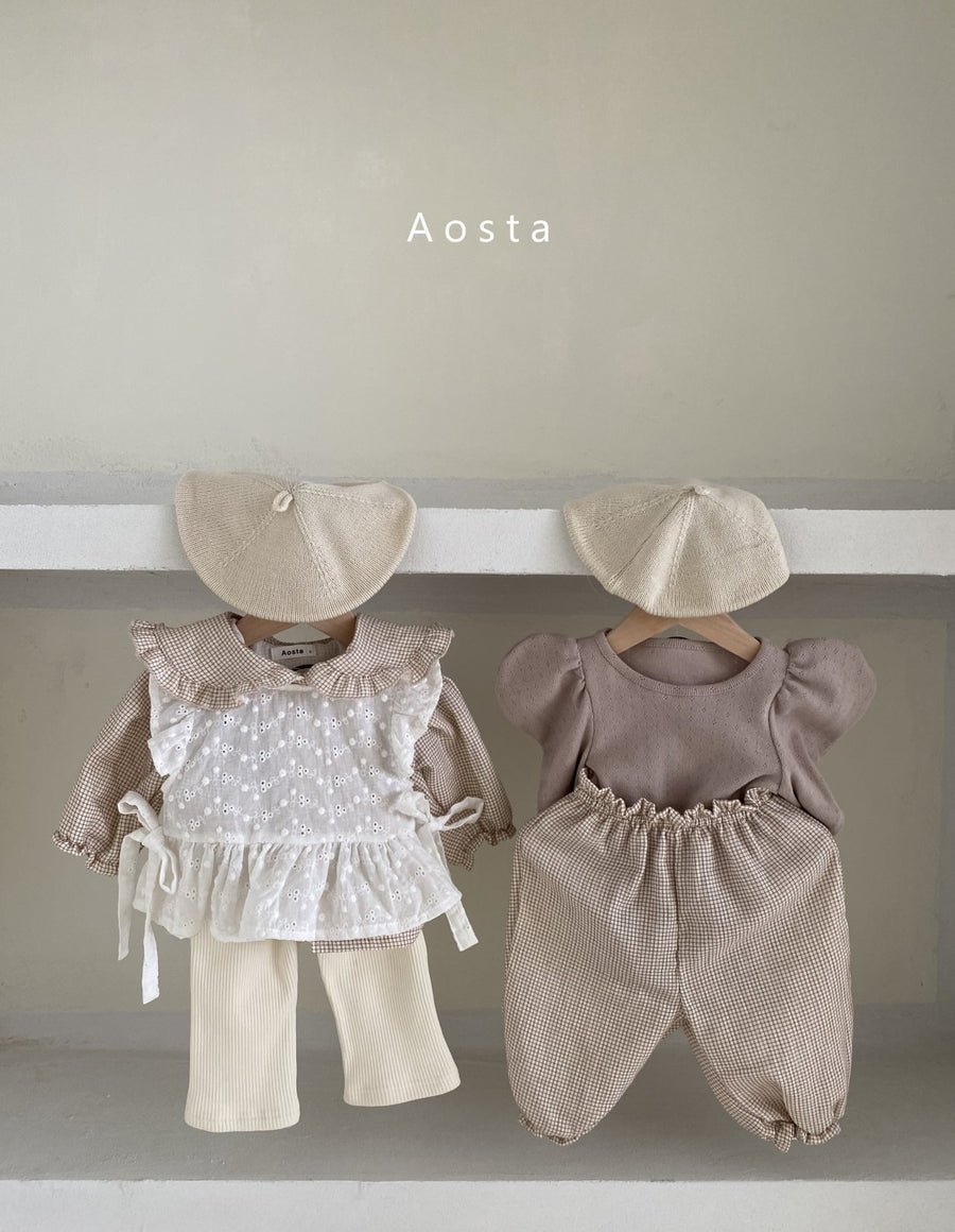 Aosta Puffy Sleeve Top (2 colour options) - ooyoo