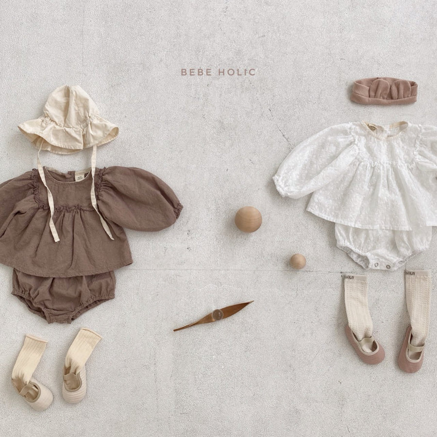 Bebeholic Beki Blouse and Bloomer Set - ooyoo