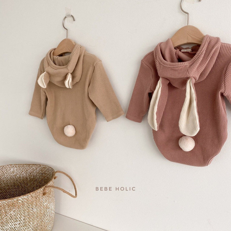 Bebeholic Cute Romper (2 colour options) - ooyoo