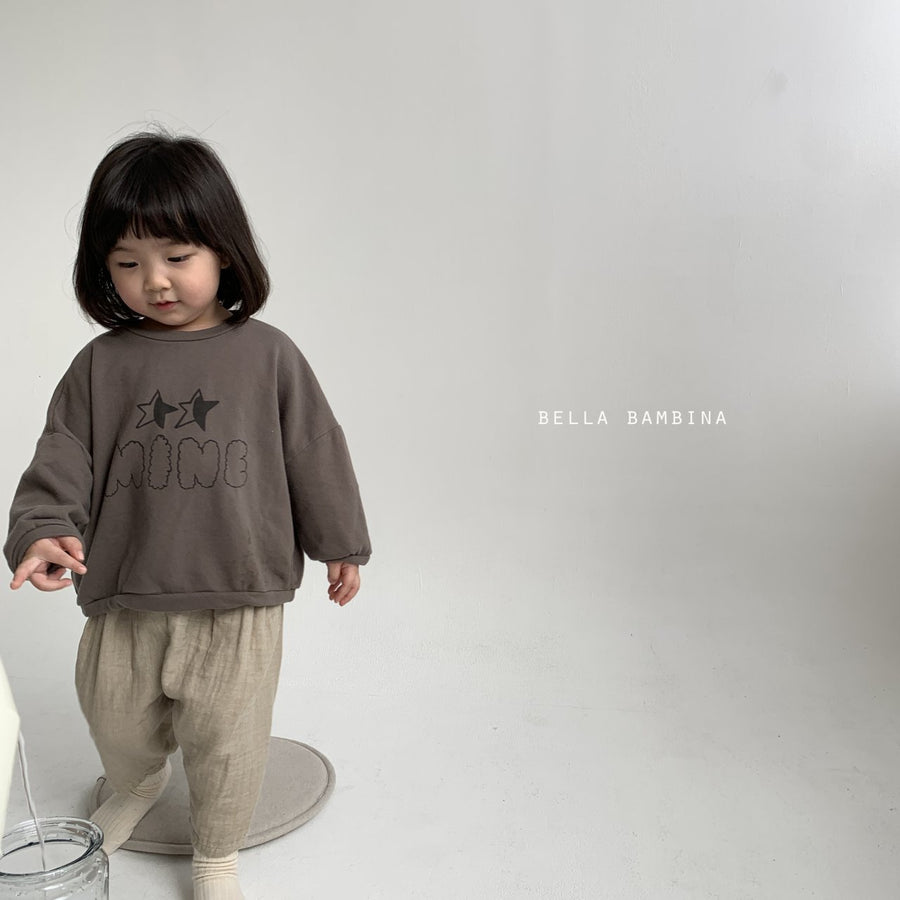Bella Bambina Mine Sweater (3 colour options) - ooyoo