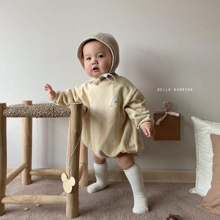 Bella Bambina Pekom Romper (2 colour options) - ooyoo