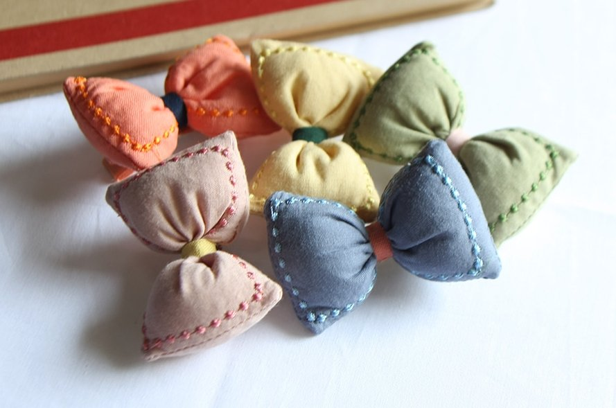 Jireh Bow - Puffy Bow Set - ooyoo