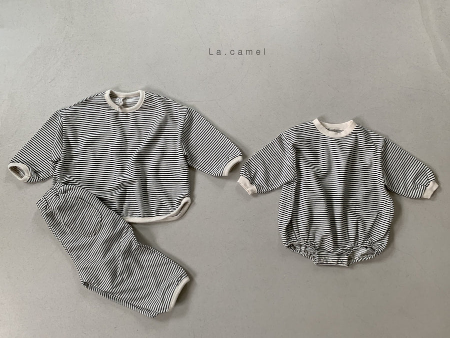 La Camel Bonbon Romper (2 colour options) - ooyoo