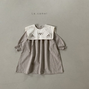 La Camel Enfant Dress - ooyoo