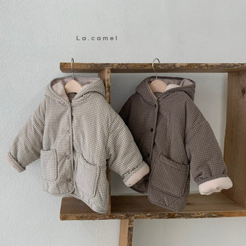La Camel Neo Padded Jacket (2 colour options) - ooyoo