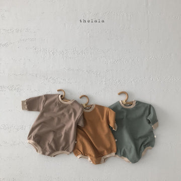 Lala Chocoball Romper (3 colour options) - ooyoo