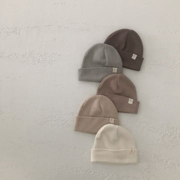 Lala Round Beanie (5 colour options) - ooyoo