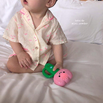 Mini Powder PJ Set (2 colour options) - ooyoo