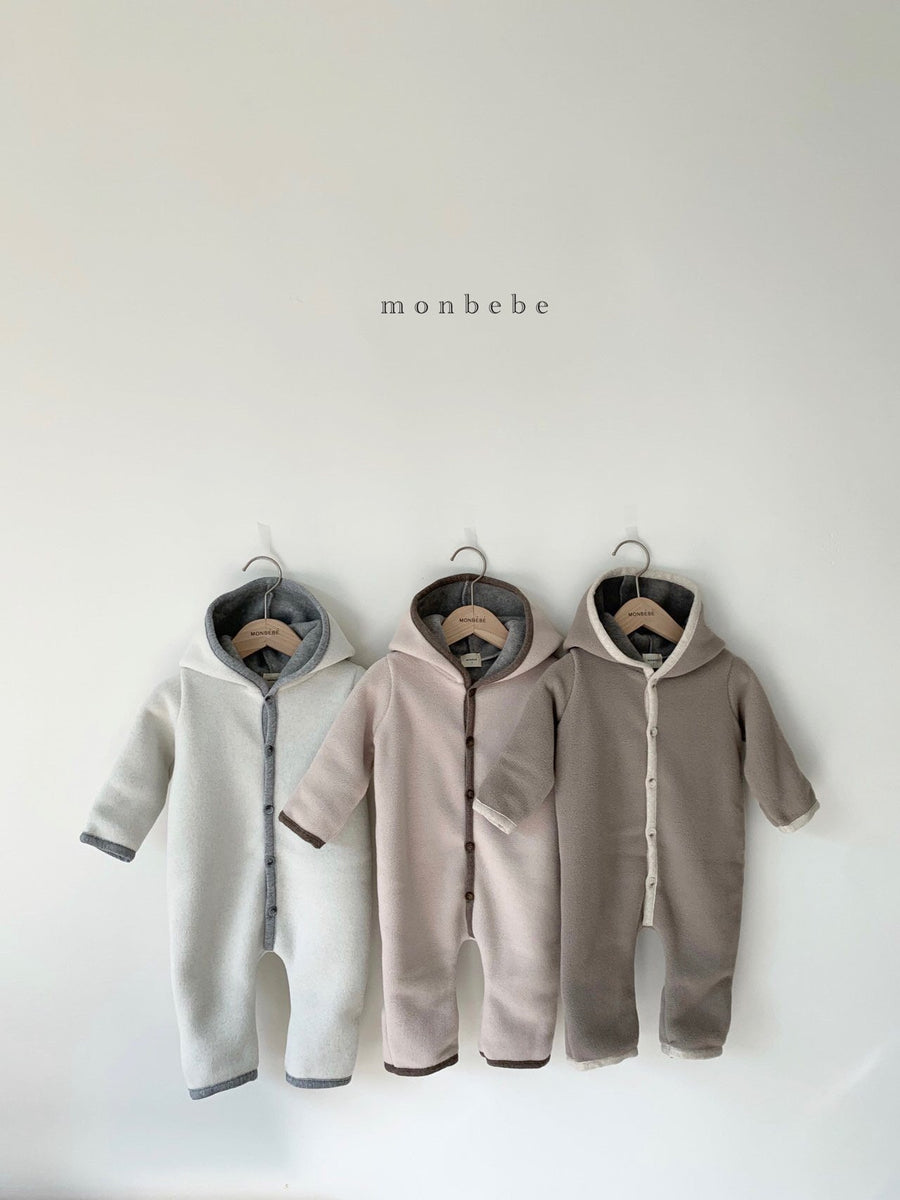 Monbebe Babysuit (3 colour options) - ooyoo