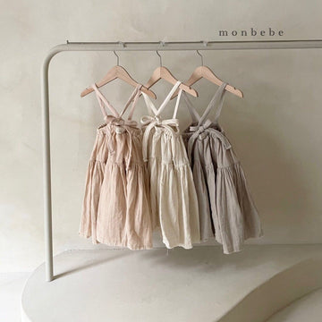 Monbebe Can Can Skirt Dress (3 colour options) - ooyoo