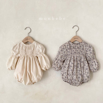 Monbebe Daisy Romper (2 colour options) - ooyoo