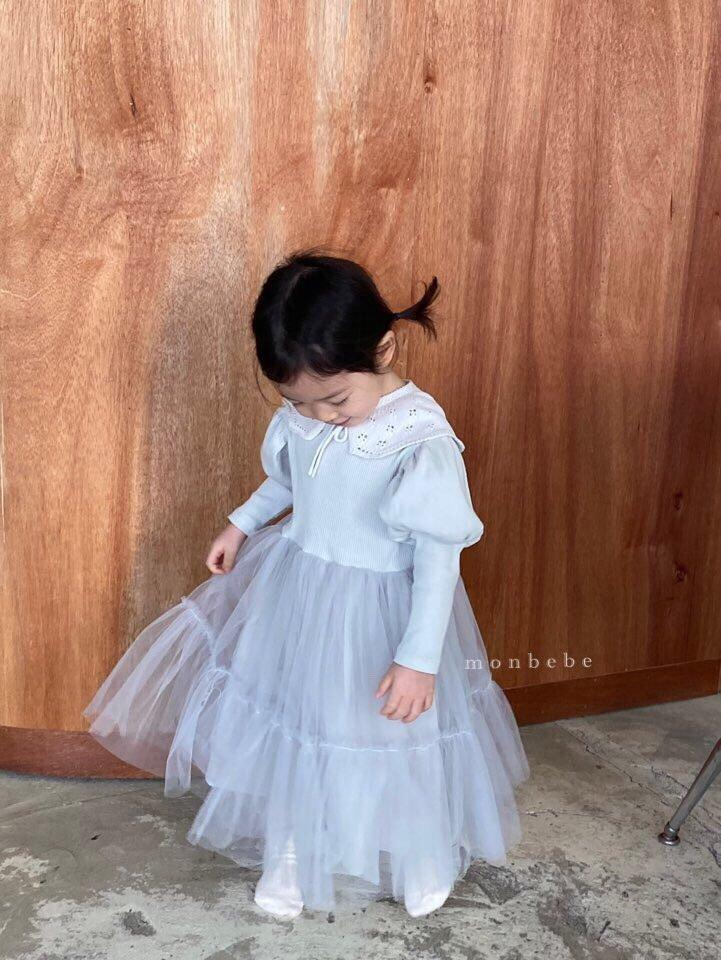 Monbebe Princess Dress (3 colour options) - ooyoo