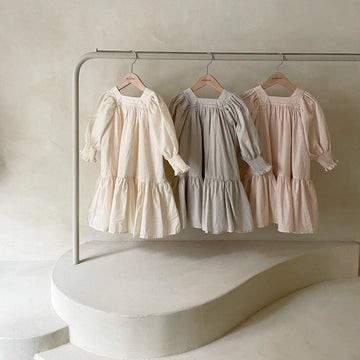 Monbebe Rosa Dress (3 colour options) - ooyoo