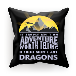 Open image in slideshow, Erebor Cushion Cover