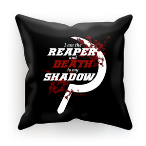 Open image in slideshow, Reaper Cushion Cover