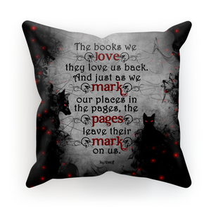 Open image in slideshow, Nevernight Cushion Cover