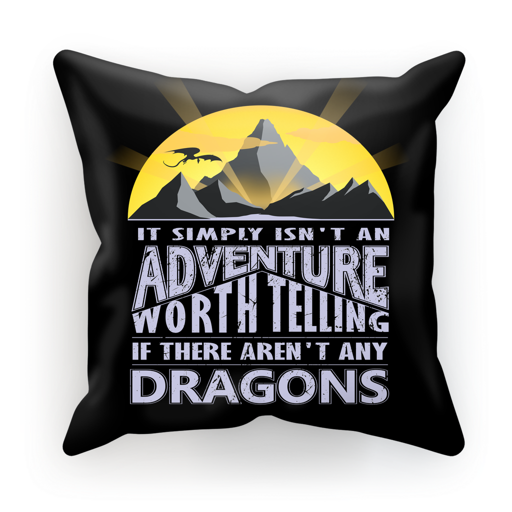 Erebor Cushion Cover