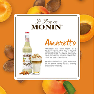 MN Syrup Amaretto <br> 700ml