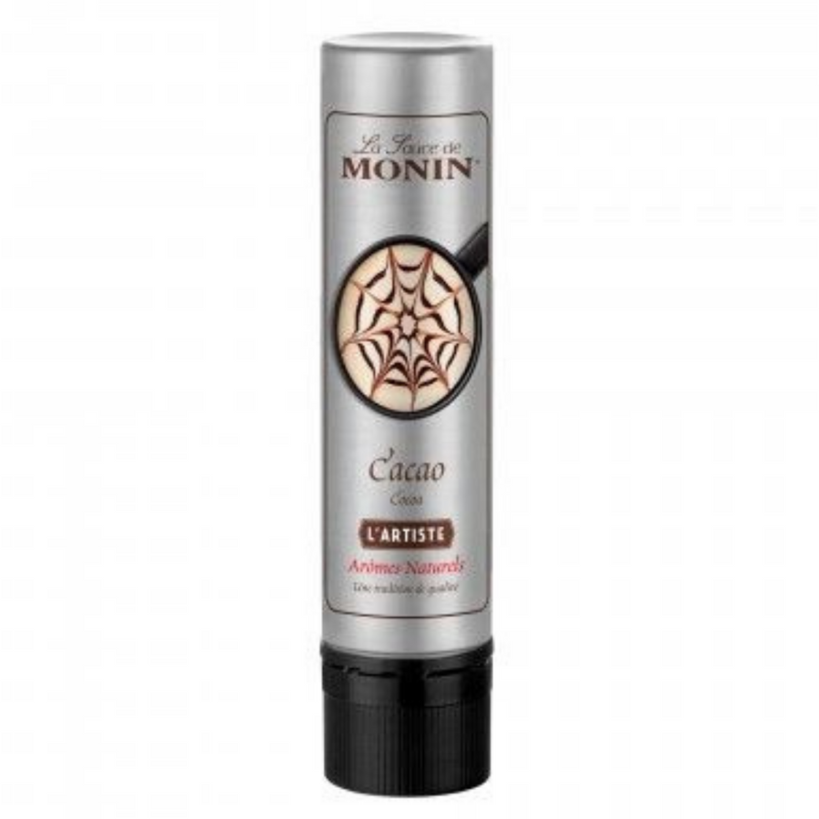 MONIN L'Artiste Cocoa Flavoured Sauce <br>150ml