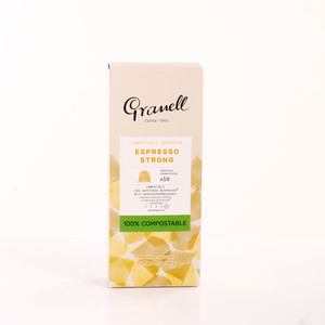 Granell Espresso Strong <br>Box of 10