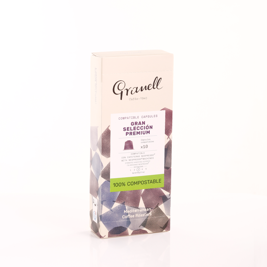 Granell Espresso Gran Seleccion Premium<br>Box of 10