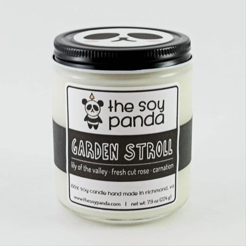 The Soy Panda Candle