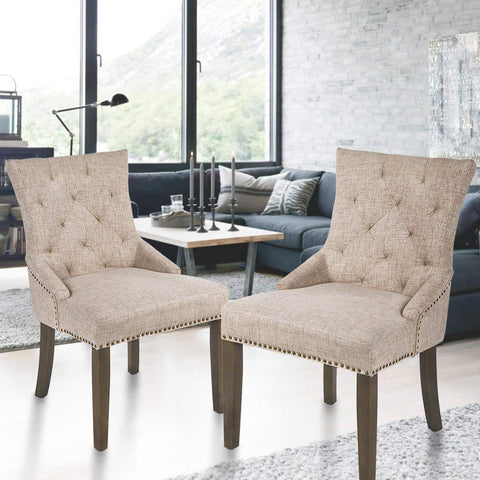 2pcs Modern Kitchen Chairs