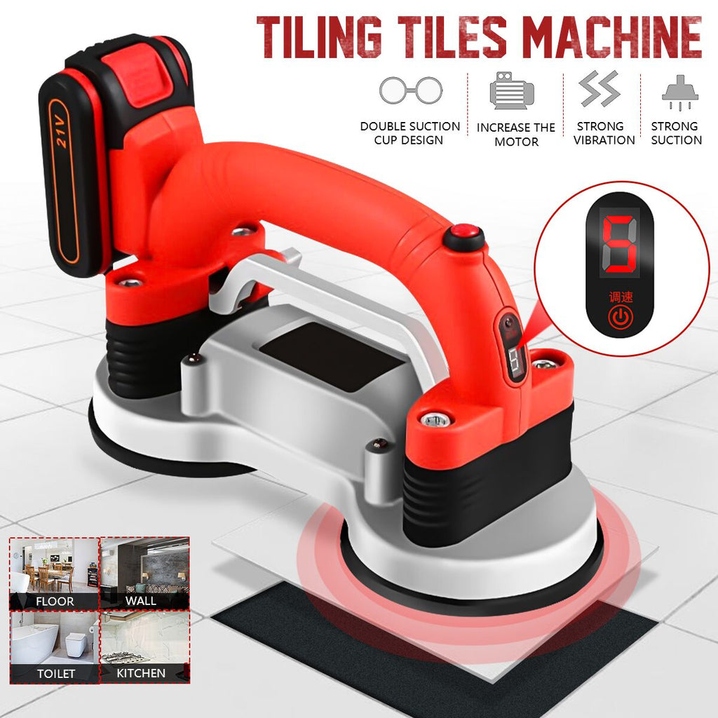 Tiling Tiles Machine 60-120mm (With battery)
