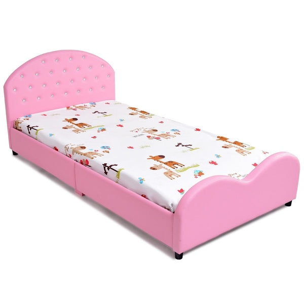 Pink Princess Queen Size Bed