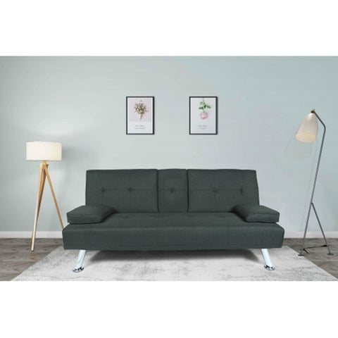 Modern 3 Seater Convertable Sofa Bed