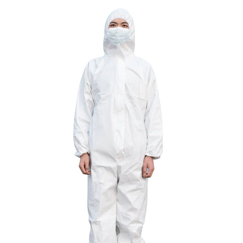 PPE DISPOSABLE HEAD GOWN