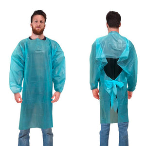 PPE LEVEL 3 GOWNS - PE ISOLATION