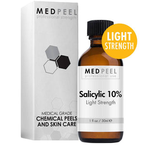 Salicylic Acid 10% Peel - Light Strength