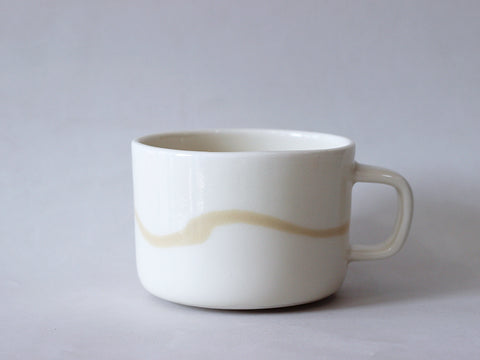Mug 300 ml White cream