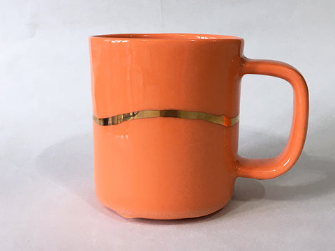 Mug 500 ml Lemon yellow