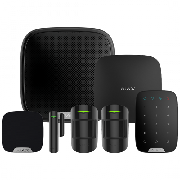 Ajax Wireless Alarm Starter Kit 3 (House)