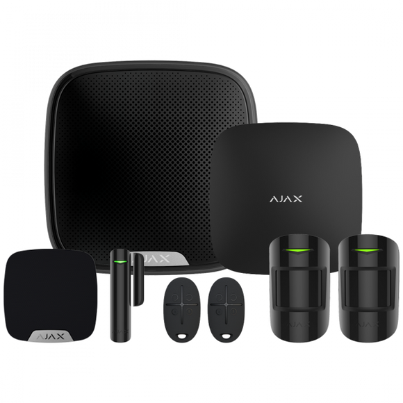 Ajax Wireless Alarm Starter Kit Plus 1 (House)