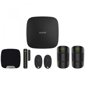 Ajax Wireless Alarm Starter Kit Plus 2 (Apartment)