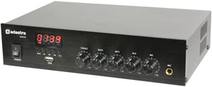Adastra DM40 40W Mixer-Amp with USB/FM and Bluetooth
