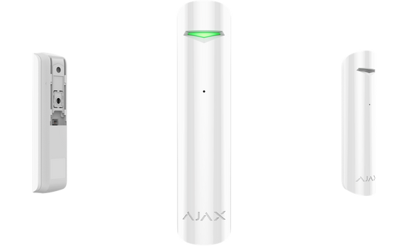 Ajax GlassProtect (Wireless Acoustic Glass Break Detector)