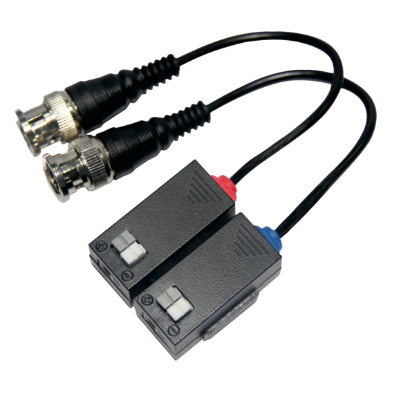 MaxxOne 1 Channel Passive HD Video Balun with Pigtail