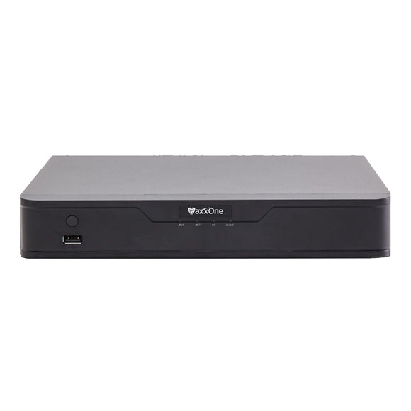 MaxxOne Elite 6MP 8 Channel PoE Network Video Recorder