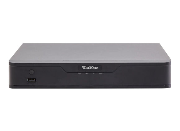 MaxxOne Elite 8MP 8 Channel 1 SATA Hybrid Network Video Recorder