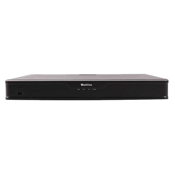 MaxxOne Elite 8MP 8 Channel 2 SATA Hybrid Network Video Recorder