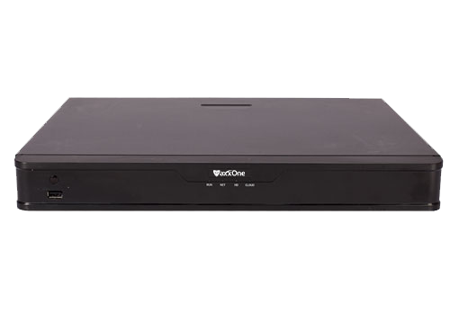 MaxxOne Elite 8MP 16 Channel PoE Network Video Recorder