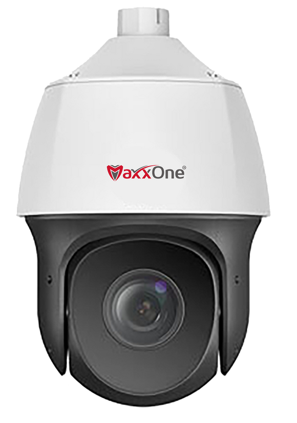 MaxxOne Elite Pro 8MP PTZ Dome Camera