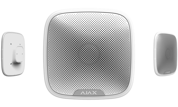 Ajax StreetSiren (Wireless External Siren)