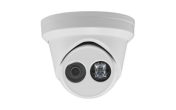Hikvision 4MP 30m IR 4.0mm Fixed Lens Network IP Turret Camera