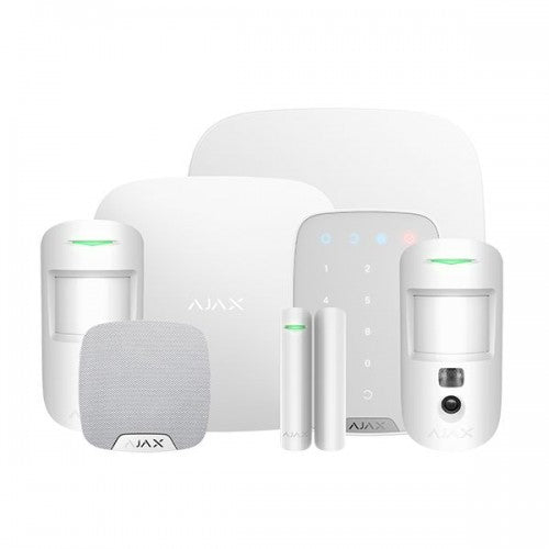 Ajax Wireless Alarm Kit 3 Cam Plus DD (House)
