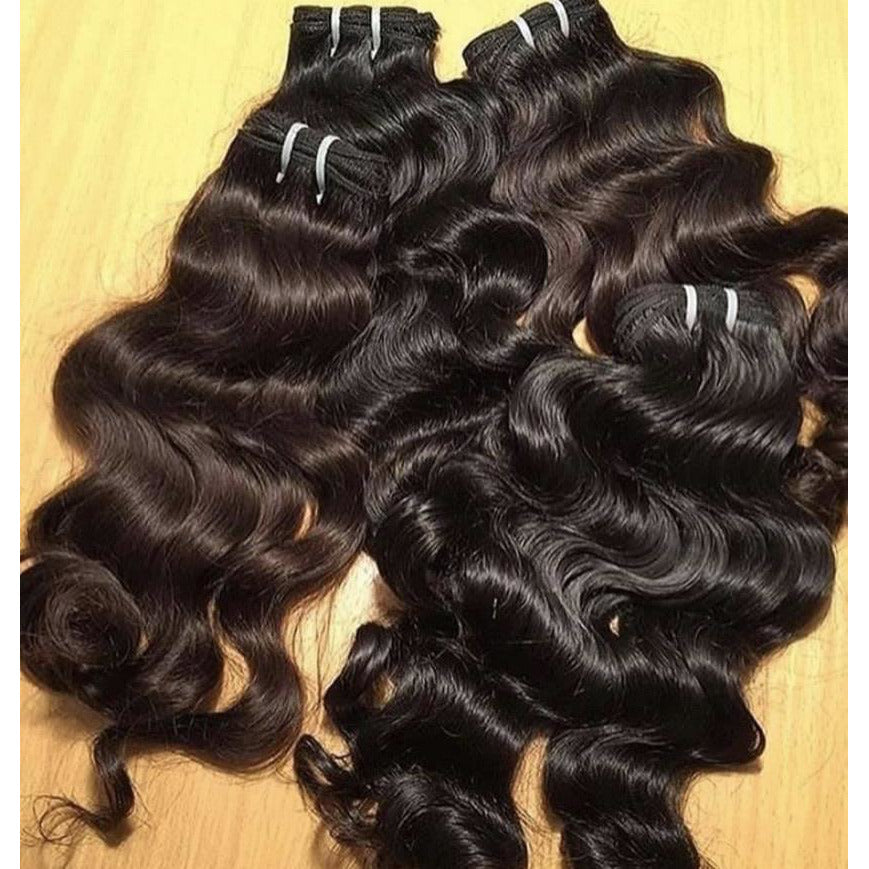 Raw southeast asian hair body wave